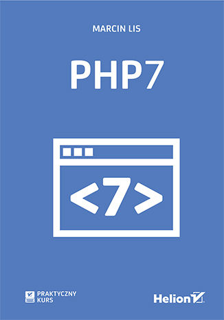 Okładka książki PHP7. Praktyczny kurs