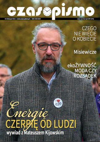 Okładka książki/ebooka Czaso-pismo [9/2016]