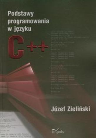 Okładka książki/ebooka Podstawy programowania w języku C++