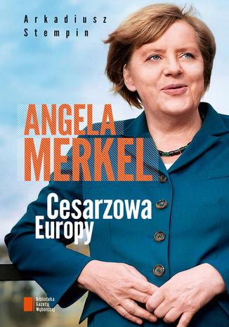 Okładka książki/ebooka Angela Merkel