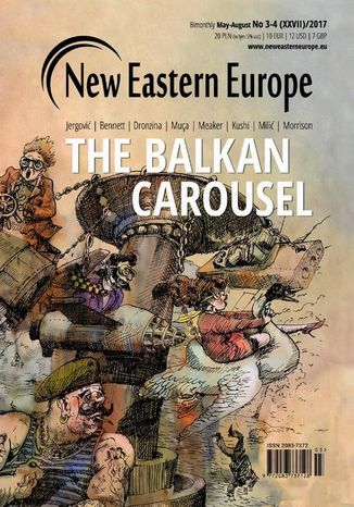 Okładka książki/ebooka New Eastern Europe 3-4/ 2017