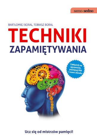 Okładka książki/ebooka Samo Sedno - Techniki zapamiętywania