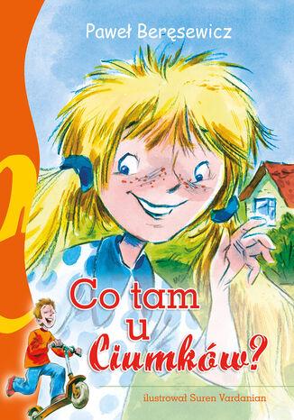 Okładka książki/ebooka Co tam u Ciumków?