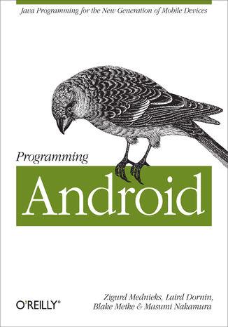 Okładka książki/ebooka Programming Android