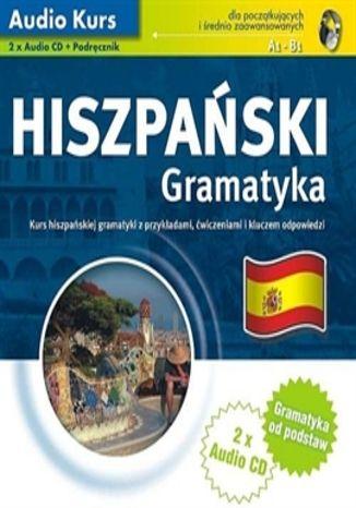 Okładka książki/ebooka Hiszpański Gramatyka
