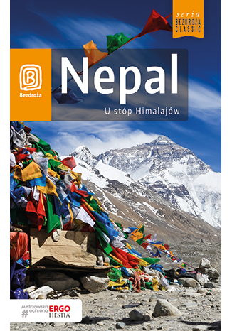 Okładka książki/ebooka Nepal. U stóp Himalajów. Wydanie 2