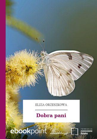 Okładka książki/ebooka Dobra pani