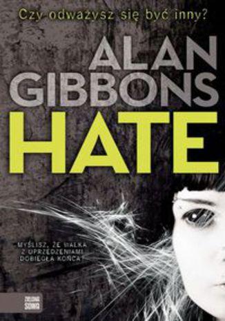 Okładka książki Hate