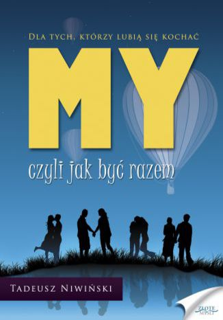 Okładka książki/ebooka MY - czyli jak być razem