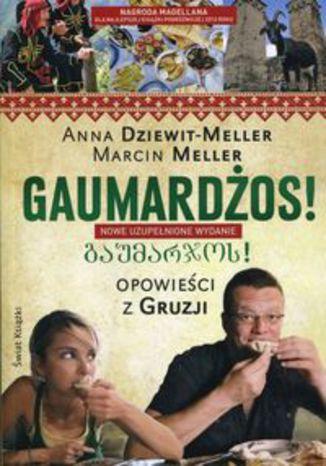 Okładka książki/ebooka Gaumardżos Opowieści z Gruzji
