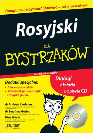 Okładka książki/ebooka Rosyjski dla bystrzaków