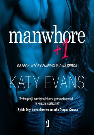 Okładka książki/ebooka Manwhore + 1