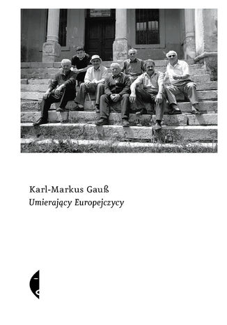 Okładka książki/ebooka Umierający Europejczycy