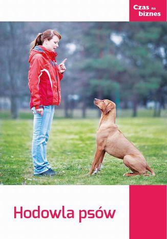 Okładka książki/ebooka Hodowla psów