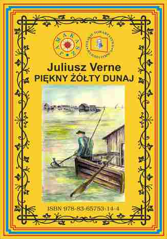 Okładka książki/ebooka Piękny żółty Dunaj