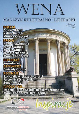 Okładka książki/ebooka Wena - magazyn kulturalno-literacki, nr 4