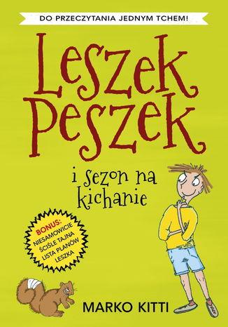 Okładka książki/ebooka Leszek Peszek i sezon na kichanie