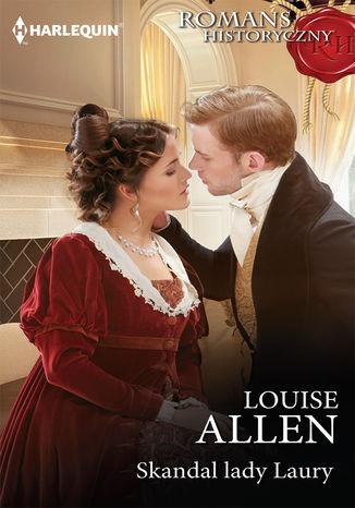 Okładka książki/ebooka Skandal lady Laury