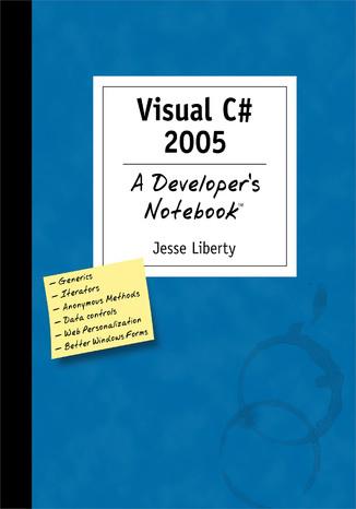 Okładka książki/ebooka Visual C# 2005: A Developer's Not
