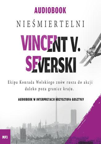 Okładka książki/ebooka Nieśmiertelni