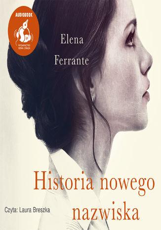 Okładka książki/ebooka Historia nowego nazwiska