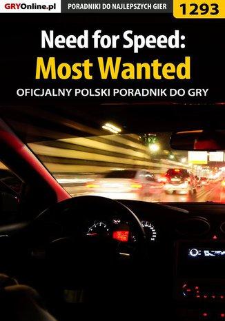 Okładka książki/ebooka Need for Speed: Most Wanted - poradnik do gry