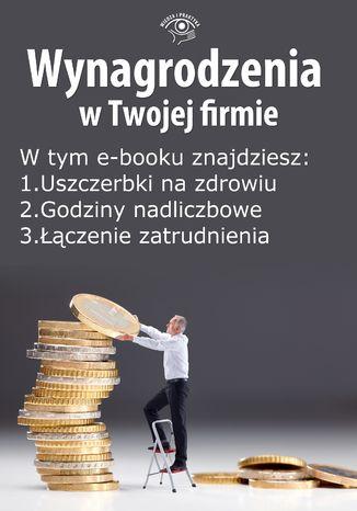 Okładka książki/ebooka Wynagrodzenia w Twojej firmie, wydanie maj 2014 r. część I