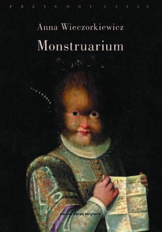 Okładka książki/ebooka Monstruarium
