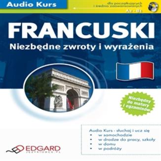 Okładka książki Francuski Niezbędne zwroty i wyrażenia