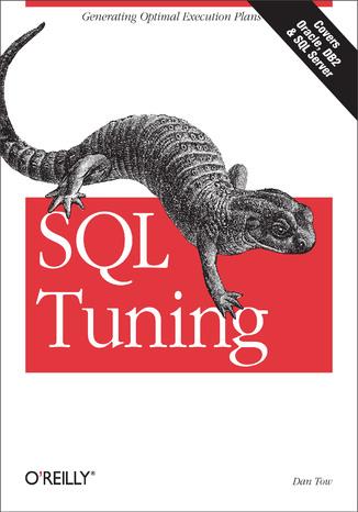 Okładka książki/ebooka SQL Tuning