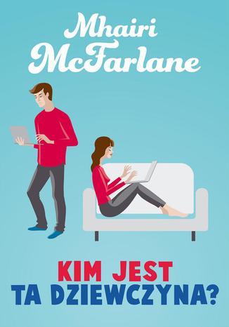 Okładka książki/ebooka Kim jest ta dziewczyna?