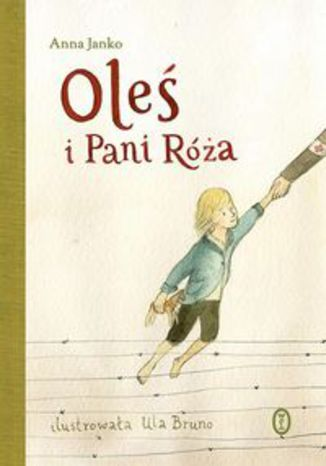 Okładka książki Oleś i Pani Róża
