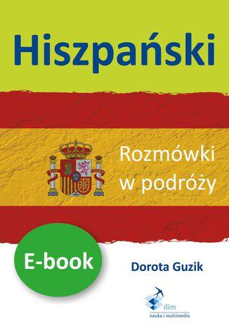 Okładka książki/ebooka Hiszpański Rozmówki w podróży