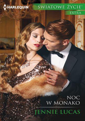 Okładka książki/ebooka Noc w Monako