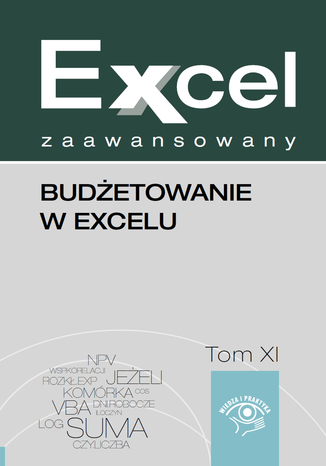 Okładka książki/ebooka Budżetowanie w Excelu