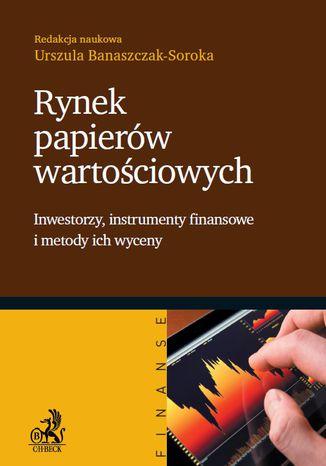 Okładka książki/ebooka Rynek papierów wartościowych