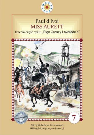 Okładka książki/ebooka Miss Aurett. Cykl