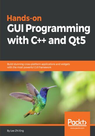 Okładka książki/ebooka Hands-On GUI Programming with C++ and Qt5