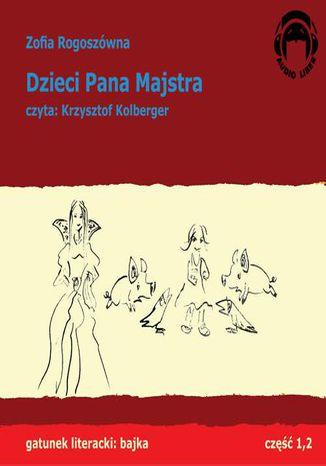 Okładka książki/ebooka Dzieci pana Majstra