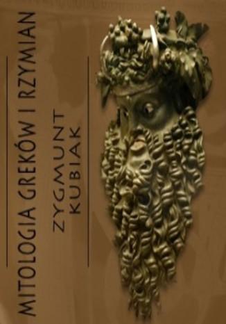 Okładka książki/ebooka Mitologia Greków i Rzymian
