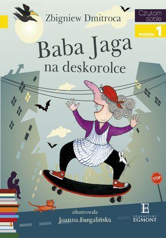 Okładka książki/ebooka Baba Jaga Na Deskorolce