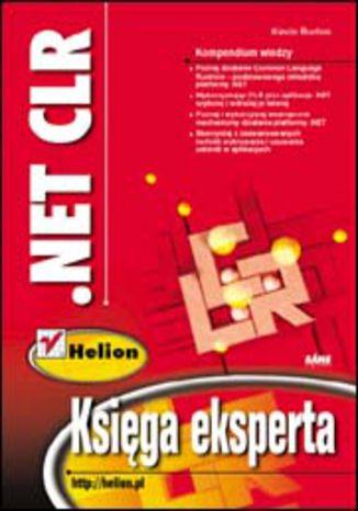 Okładka książki/ebooka .NET CLR. Księga eksperta