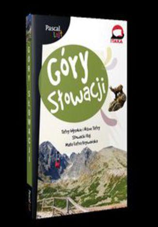 Okładka książki/ebooka Góry Słowacji Pascal Lajt