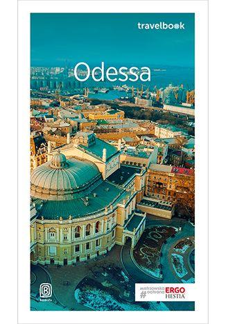 Okładka książki/ebooka Odessa i ukraińska Besarabia. Travelbook. Wydanie 1