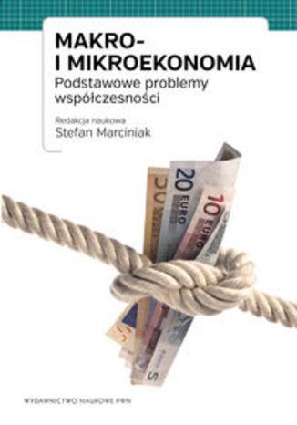 Okładka książki/ebooka Makro i mikroekonomia