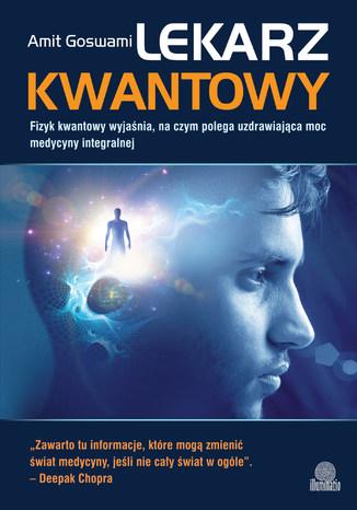 Okładka książki/ebooka Lekarz kwantowy