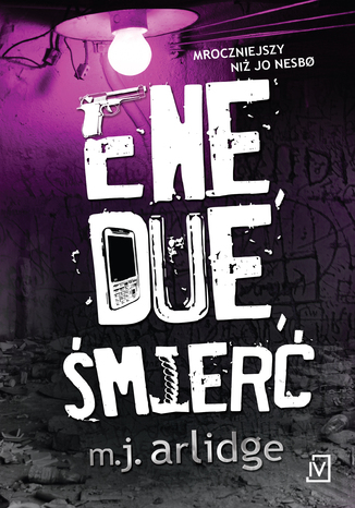 Okładka książki/ebooka Ene, due, śmierć
