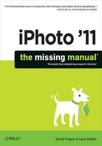 Okładka książki/ebooka iPhoto '11: The Missing Manual