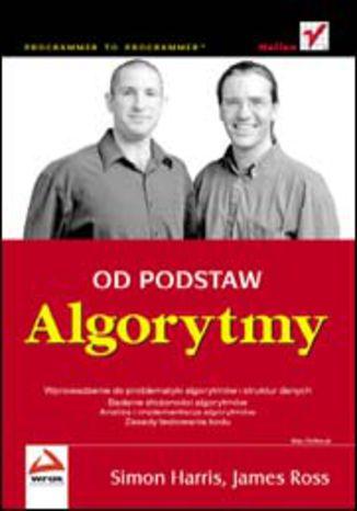 Okładka książki/ebooka Algorytmy. Od podstaw