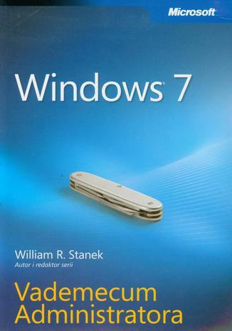 Okładka książki/ebooka Windows 7 Vademecum Administratora